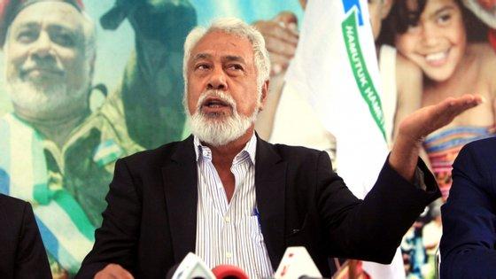 """António da Conceição, secretário-geral do Partido Democrático afirmou: """"Não estamos a fazer nenhum golpe, mas a contribuir para uma solução do longo impasse que estamos a atravessar"""""""