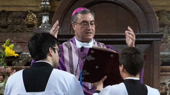 """Ao Observador, o bispo do Porto diz que esta celebração """"já está marcada há muito tempo"""""""