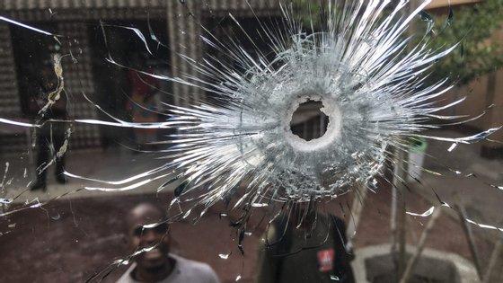 Este é o terceiro ataque armado em cinco dias na mesma zona, provocando um total de oito feridos