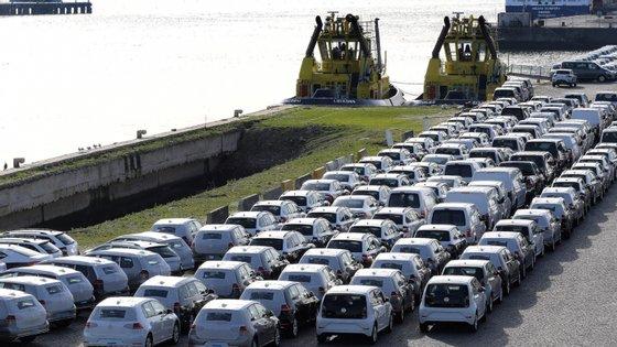 A Europa continua a ser o mercado líder nas exportações dos veículos fabricados em território nacional