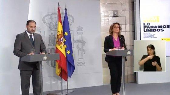 As medidas foram anunciadas numa conferência de imprensa realizada esta quinta-feira à tarde