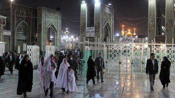 O Irão é um dos países mais afetados pelo Covid-19