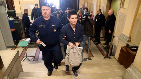 Rui Pinto está preso preventivamente há um ano, desde 22 de março de 2019