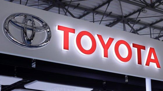 A Toyota já tinha apontado a suspensão da sua produção na América do Norte, o seu principal mercado