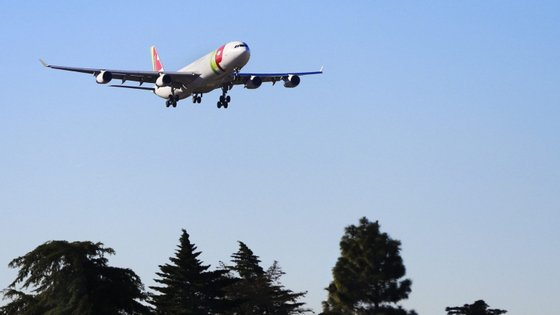 Os voos de e para Itália estão suspensos desde o dia 10 de março