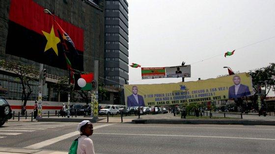 Angola tem 3 casos de infeção registados pelas autoridades sanitárias
