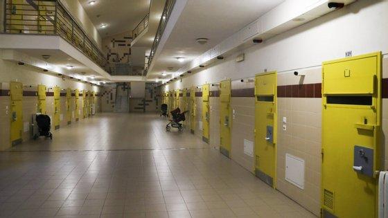 A mulher estava detida na prisão de Estremera, em Madrid