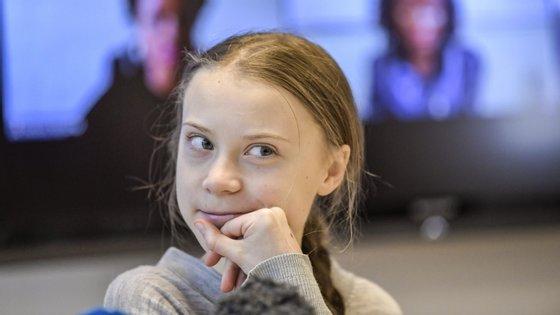 Greta adiantou ainda que a viagem feita com o seu pai antecedeu a entrada em vigor de uma série de restrições em inúmeros países europeus.