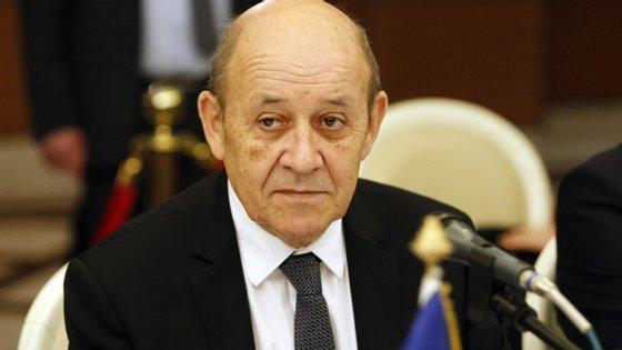 """""""É uma questão de solidariedade, mas também de interesse para a nossa segurança"""", sublinhou o ministro"""