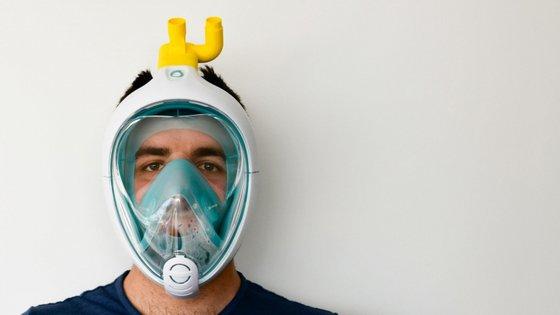 Como o produto não está certificado, o paciente deve assinar uma declaração caso aceite ser tratamento com a nova máscara