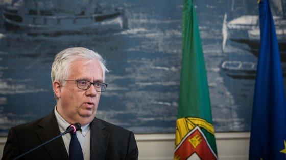 Eduardo Cabrita, ministro da Administração Interna, divulgou dados sobre as violações do Estado de Emergência