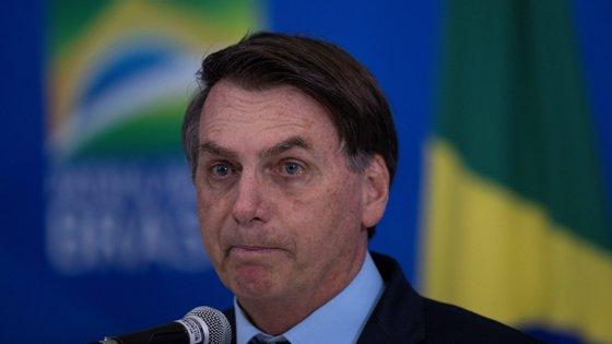Na terça-feira, o país registou 2.201 infetados e 46 mortos. Na segunda-feira, o Brasil tinha 1.891 infetados, ou seja, registou-se um aumento de 310 casos em 24 horas.