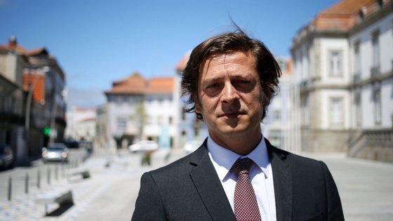 Salvador Malheiro é presidente da câmara de Ovar e vice-presidente do PSD