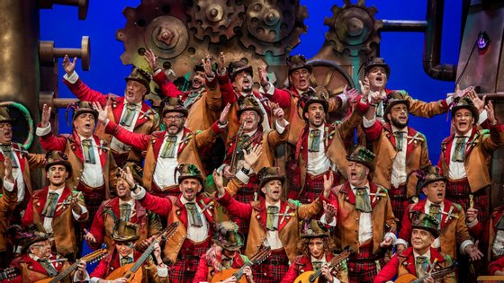 A TEC suspendeu a estreia de uma produção programada para o Dia Mundial do Teatro devido ao Covid-1