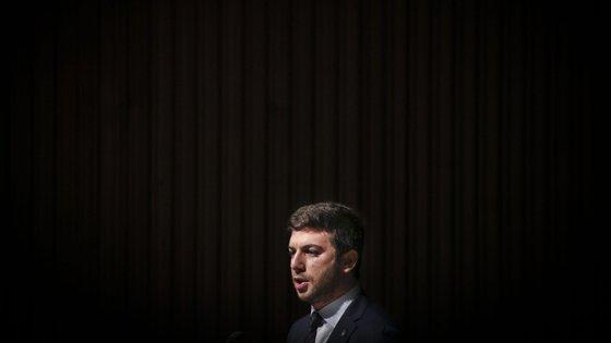 Francisco Rodrigues dos Santos ofereceu estruturas a autarcas
