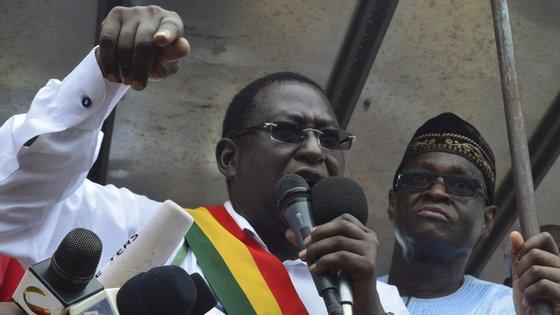 O partido liderado por Soumaïla Cissé, a União pela República e Democracia (URD), anunciou na noite de quarta-feira à noite o desaparecimento do seu líder