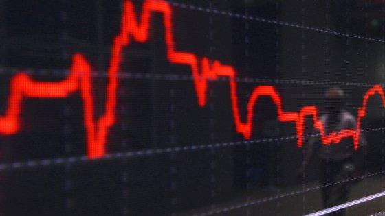 No prazo de cinco anos, os juros também estavam a recuar e mantinham-se em terreno positivo, para 0,189%, contra 0,250% na quinta-feira