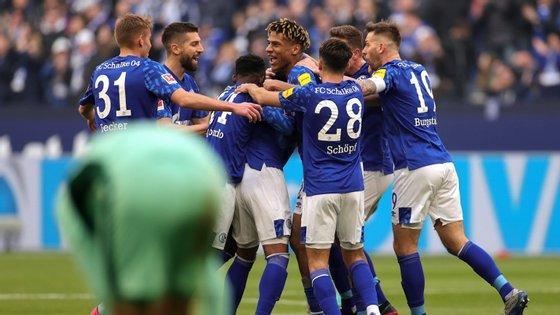 """""""Deixaram bem claro o que este clube significa para eles"""", disse o diretor desportivo, Jochen Schneider"""