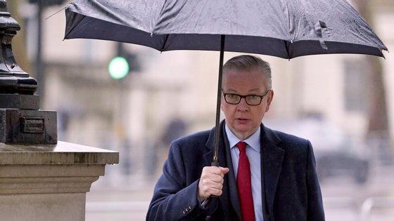 Governo britânico vai ser representado pelo ministro do Conselho de Ministros, Michael Gove, e a União Europeia pelo vice-presidente da Comissão Europeia, Maros Sefcovic