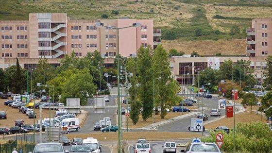 A urgência pediátrica do Hospital Amadora-Sintra vai estar encerrada à noite até 11 de abril
