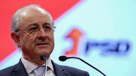 """O líder do PSD defendeu que as declarações do ministro das Finanças holandês não foram """"aceitáveis"""""""