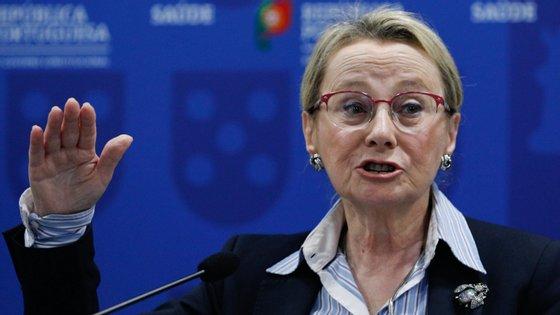 A informação foi adiantada por Graça Freitas, diretora-geral de Saúde.