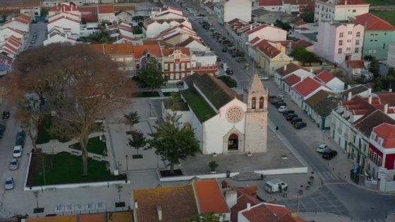 O caso ocorreu na igreja paroquial de Alcochete, na diocese de Setúbal