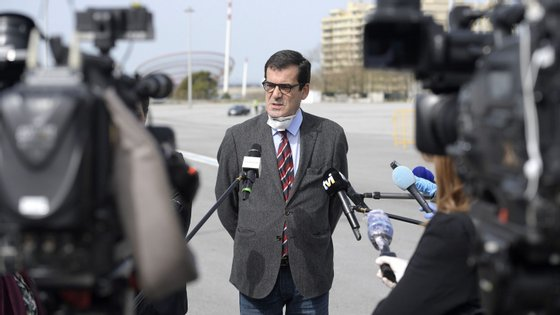 O Porto é o concelho com mais infetados pelo novo coronavírus, com 941 casos