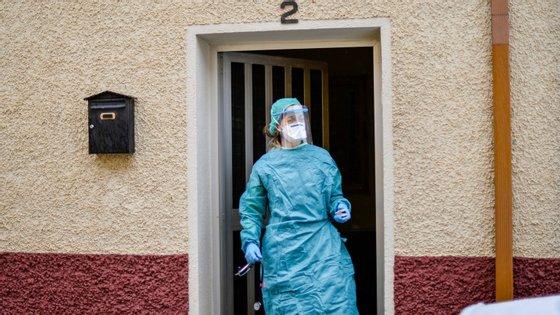 No total, morreram quatro pessoas na zona de Biescas, incluindo a que se encontrava no Hospital de San Jorge