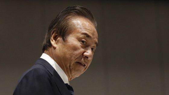 Haruyuki Takahashi terá recebido 8,2 milhões de dólares (7,5 milhões de euros) para aliciar membros do COI a votar em Tóquio