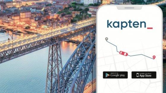 A fevereiro de 2020 a Kapten afirmava que tinha 500 mil utilizadores em Portugal. Está disponível na área de Lisboa e no Porto