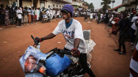 As autoridades guineenses já confirmaram a existência de oito casos positivos para Covid-19