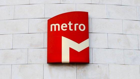 """O Comando Metropolitano de Lisboa da PSP garantiu que, apesar da diminuição de fluxo de passageiros, """"a vigilância às estações da rede do Metropolitano de Lisboa mantém-se inalterada"""""""