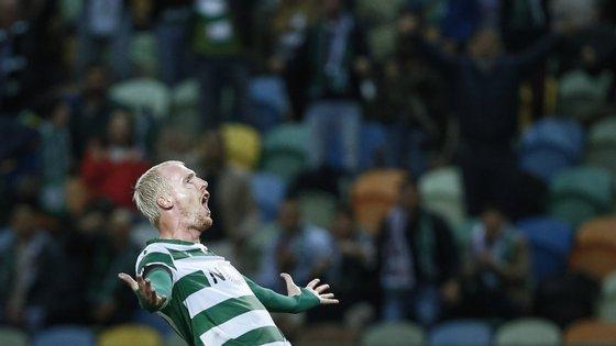Mathieu cumpriu o 100.º jogo pelo Sporting no início do ano, na vitória dos leões em Setúbal para o Campeonato