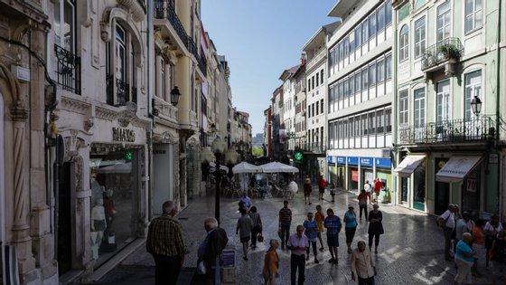 """Alguns comerciantes da zona já estavam numa situação """"muito frágil"""" em termos económicos"""