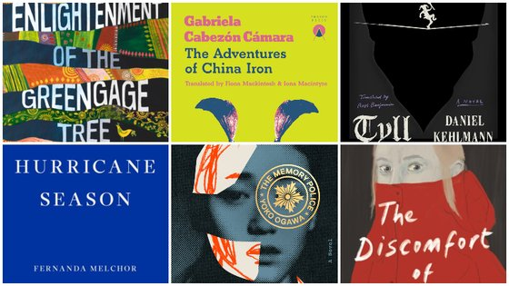 O grande vencedor da edição deste ano do prémio de ficção traduzida será anunciado a 28 de julho. Estes são os seis finalistas