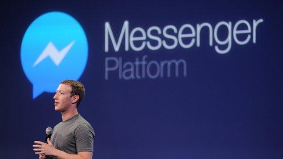 A primeira app do Messenger foi lançada em 2011