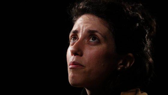 """Antesde """"A metamorfose dos pássaros"""", Catarina Vasconcelos fez a curta-metragem """"Metáfora ou a tristeza virada do avesso"""" (2014)"""