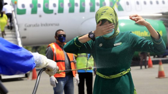 """Autoridade de Aviação Civil de Timor-Leste afirma ser """"uma fonte de alto risco o movimento de passageiros para o território através de operações aéreas"""""""