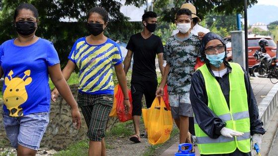 Timor não tem registo de nenhum caso suspeito nas últimas 24 horas