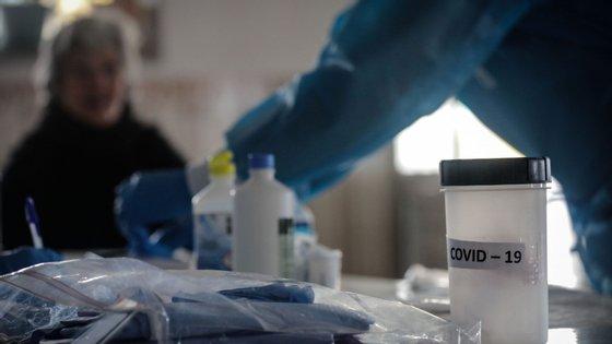 Desde o início da pandemia, já foram contabilizados em Portugalmais de 500 casos de Covid-19 em lares do país