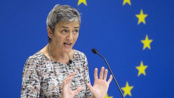Comissária Vestager explicou que apoios do Estado português preenchem requisitos exigidos durante este período excecional