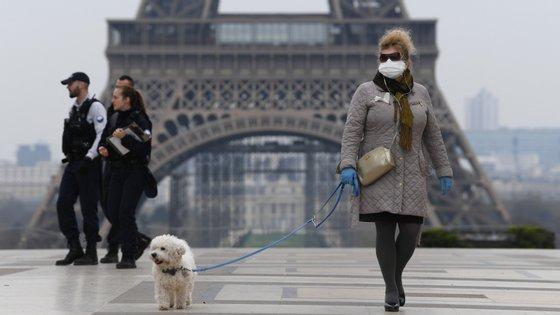 França está entre os quatro países com mais vítimas mortais no mundo