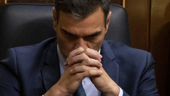 Perguntas feitas nas conferências do governo de Pedro Sánchez motivaram posição de força de alguns jornais