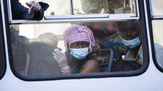África do Sul é o país com mais casos, mas Norte de África é região mais afetada e Argélia regista 105 mortes