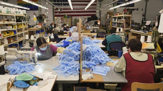 No total, as exportações feitas pela China estão avaliadas em 10,2 mil milhões de yuans (1,33 mil milhões de euros)