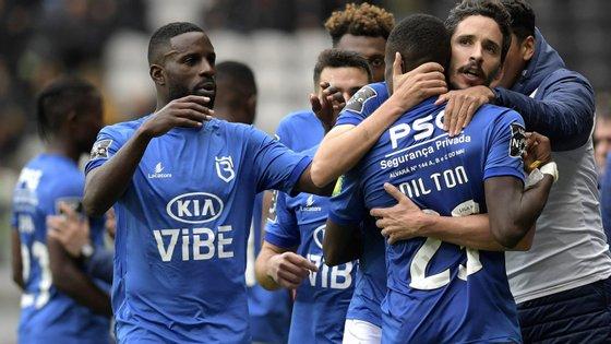 """O Belenenses SAD expressou que """"a indústria do futebol está entre as mais atingidas pelos efeitos da pandemia"""", que provocou a suspensão de praticamente todas as provas futebolísticas a nível global"""