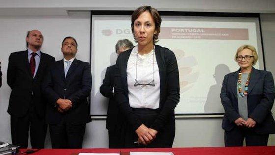 Catarina Sena foi assessora do Ministério da Saúde em duas ocasiões, sempre ao lado de Correia de Campos