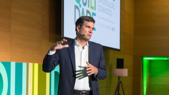 Pedro Carvalho, presidente da Tranquilidade/Generali, organizou uma mega-videoconferência com mais de 1.300 colaboradores naa  sexta-feira.