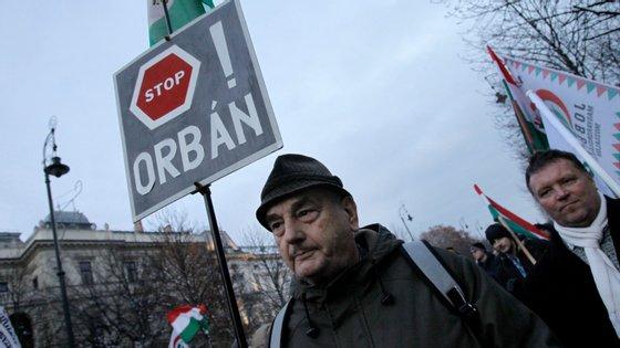 O Fidesz, partido de Viktor Orban, está no poder desde 2010